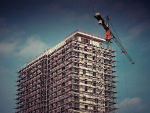 Usługi budowlane, remonty