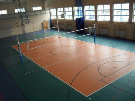 sala gimnastyczna w Świniarsku